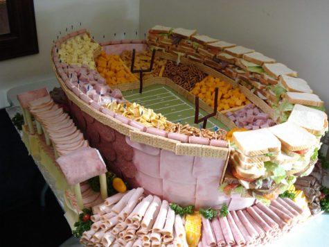 Overeating on Super Bowl Sunday