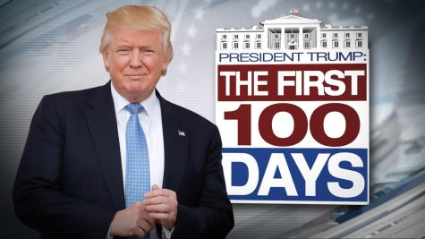 Students React to Trump's First 100 Days