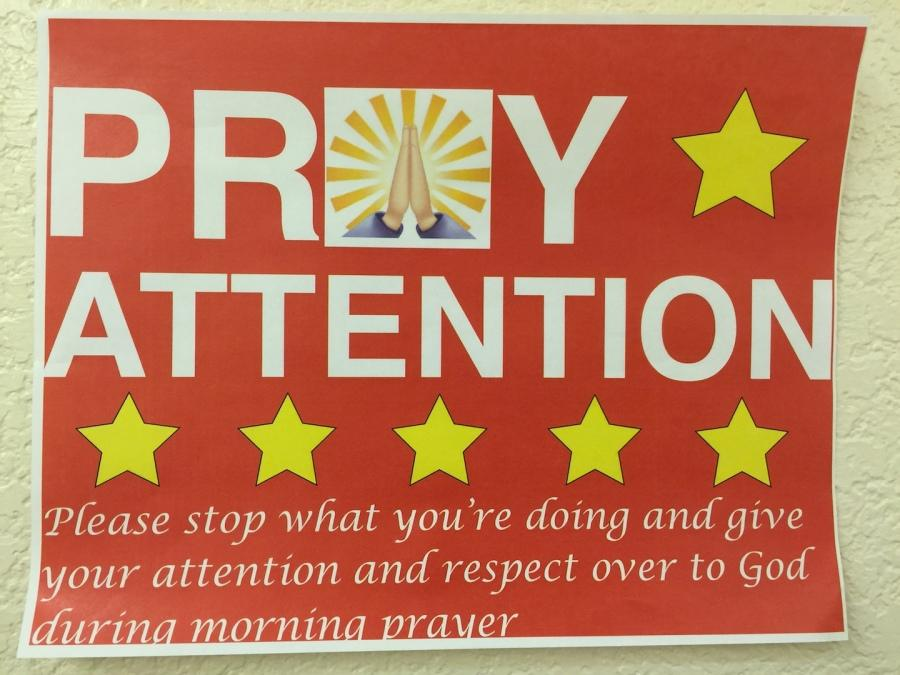 Photo+caption%3A+Informing+students+to+respect+the+Lord+during+the+morning+prayer.+%0APhoto+by%3A+Jessica+Schumacher.+