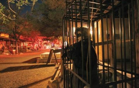 Is Bonnie Screams the scariest place in Las Vegas?
