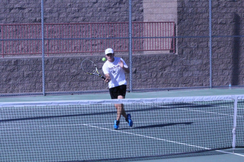 Girls tennis finishes strong in Reno