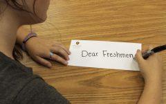 An open letter to freshmen