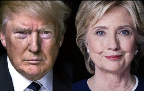 Donald Trump wins the 2016 Presidential election