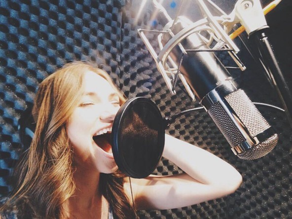 Noelle has been recording solo music, while also performing in many places around Las Vegas.