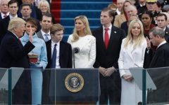 Donald Trump's Inauguration into The White House