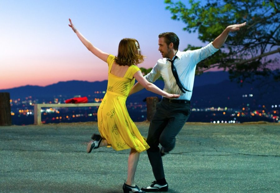 Photo caption: Courtesy of Lionsgate, Gosling and Stone dance and create a stimulating relationship.