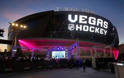 Golden Knights: Ice Ice, Vegas Baby