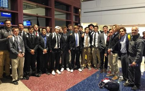 Men's lacrosse team gets down to business