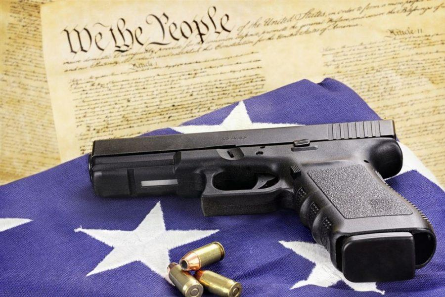 Photo Caption: Should guns be restricted?   Credit: The Federalist