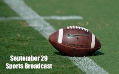 September 29 Live Sports Broadcast