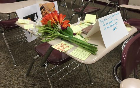 Students Mourn Loss of Classmate