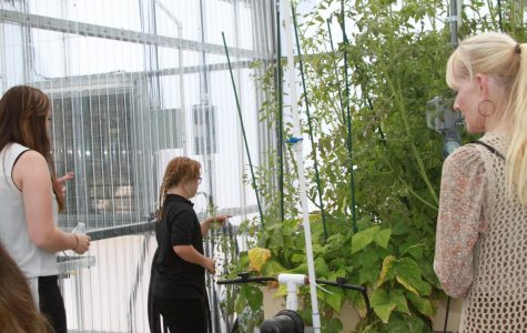 Greenhouse Ribbon Cutting