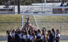 Women's Varsity Soccer Win State