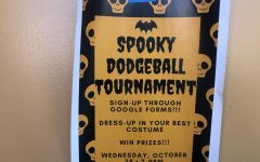 Spooky Dodgeball Tournament
