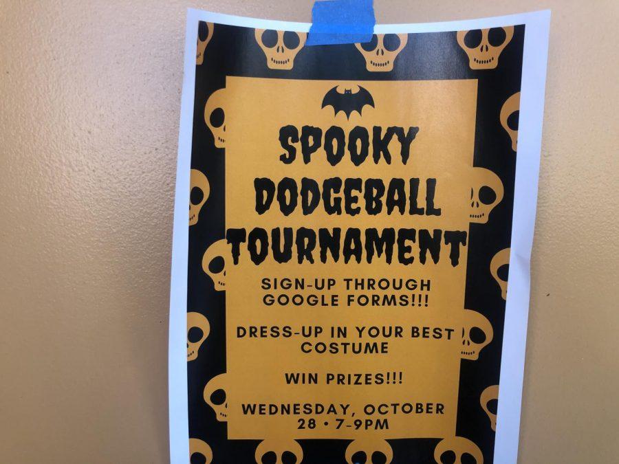 Spooky Dodgeball Tournament
