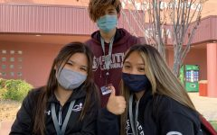 Faith Lutheran Students are currently required to wear masks at all times on campus.