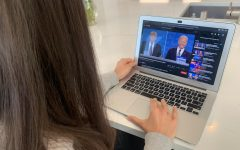 The presidential debate was streamed and uploaded onto platforms such as Youtube so people across the country had access to it even after it aired.