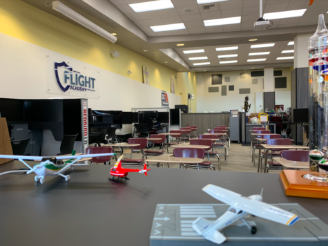 Flight Classroom/ learning center